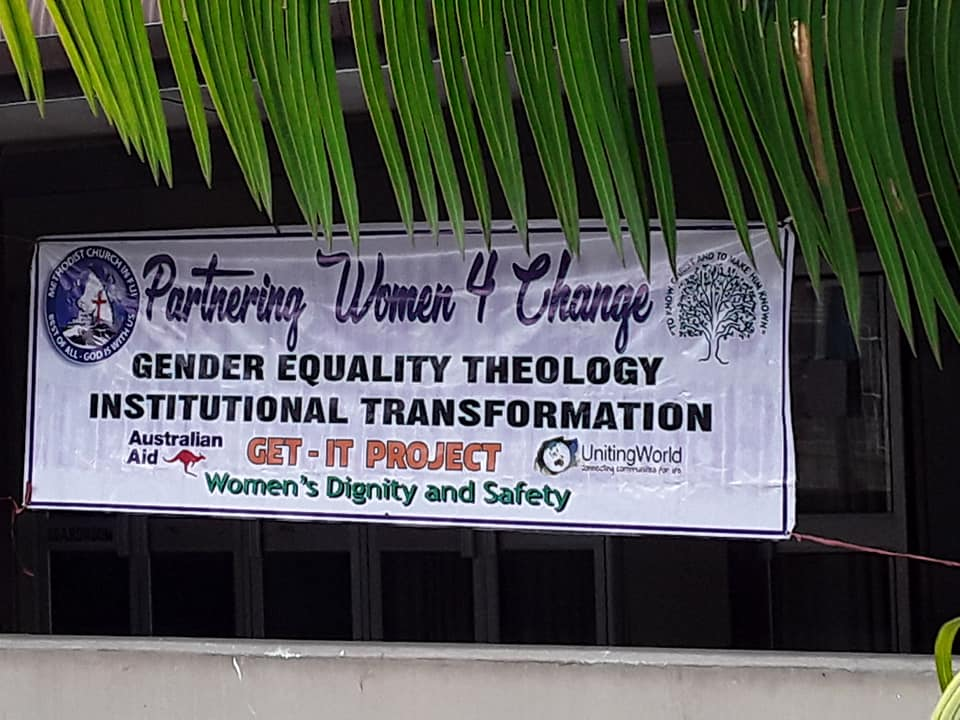 Methodist Women's Fellowship In Fiji