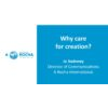 Why Care for Creation? (PDF)