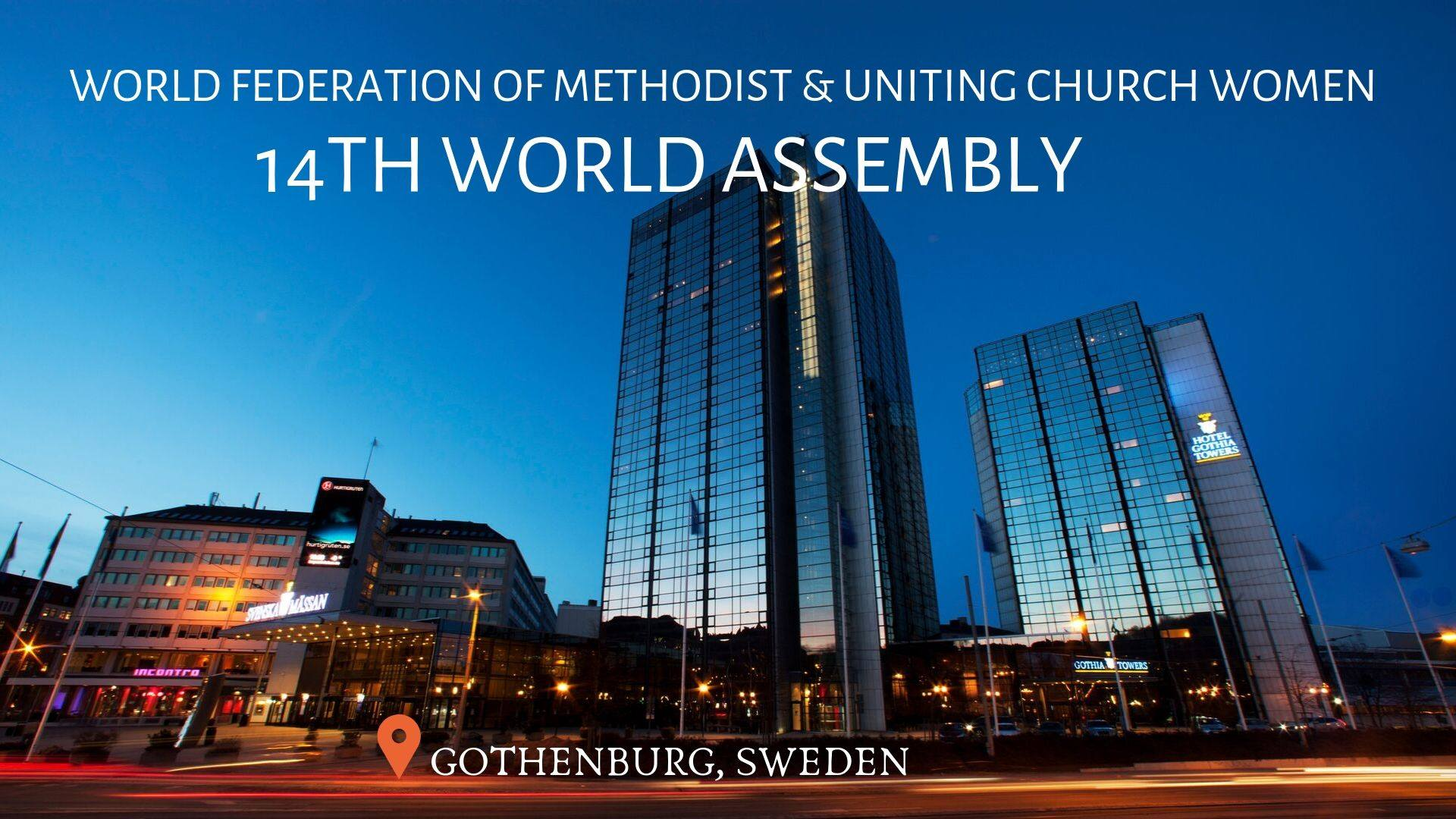 14th World Assembly Registration