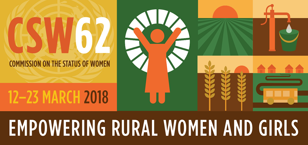 UN Commission on the Status of Women (CSW62)