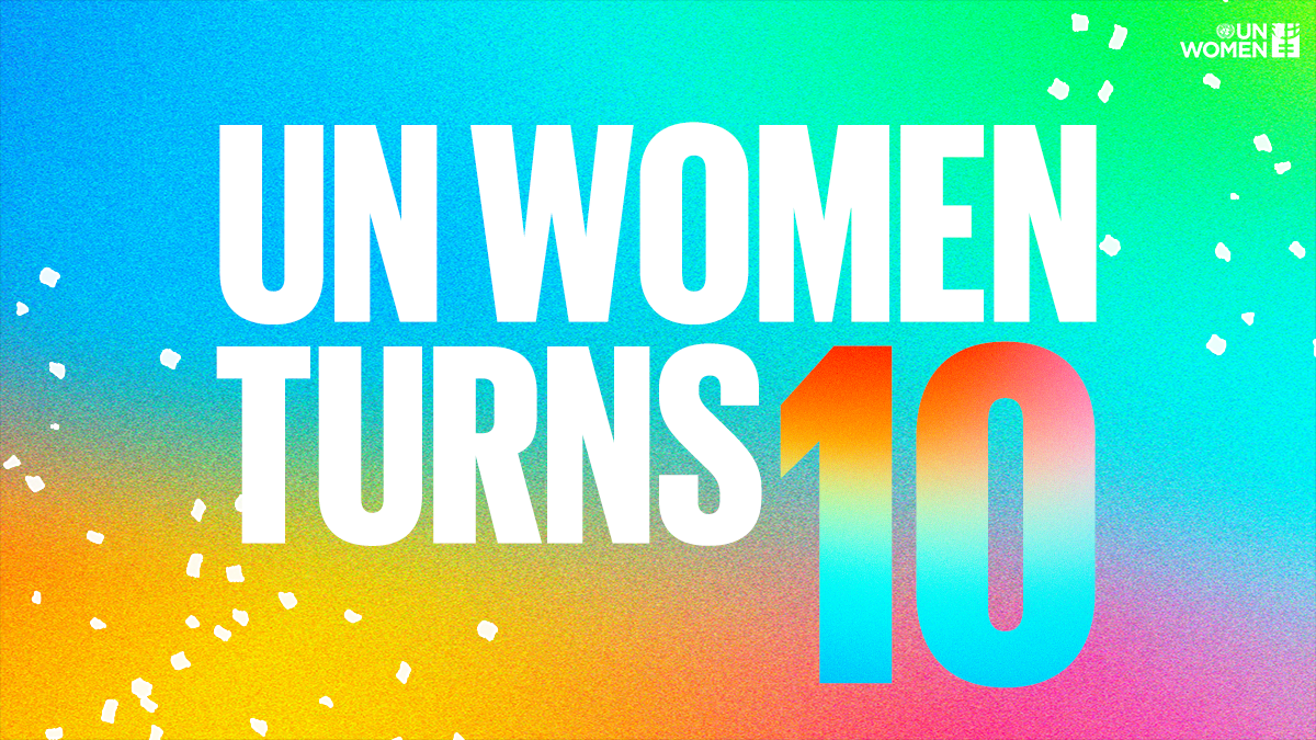 UN Women Turns 10