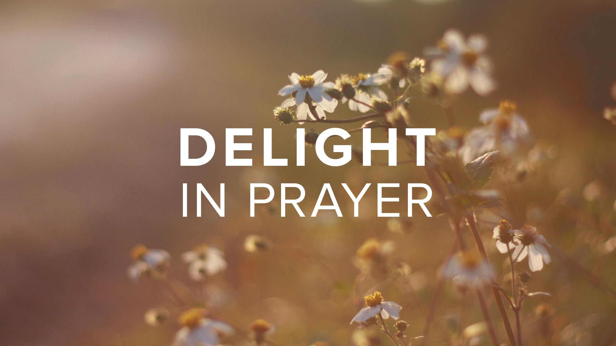 A Call to Pray – October 2018