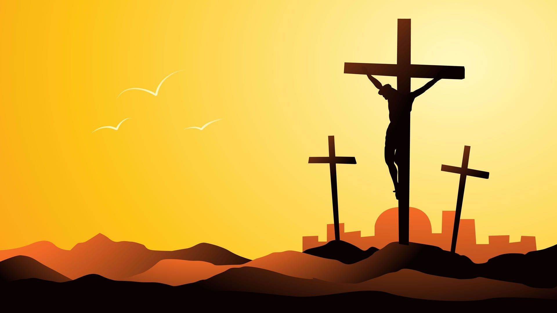 A Holy Week Message from the President