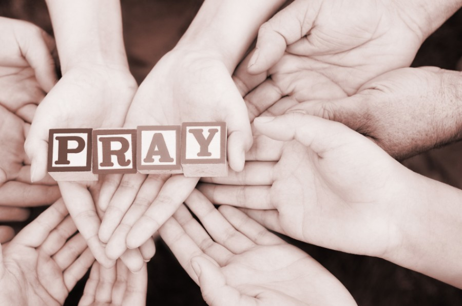 A Call To Pray – October 2016