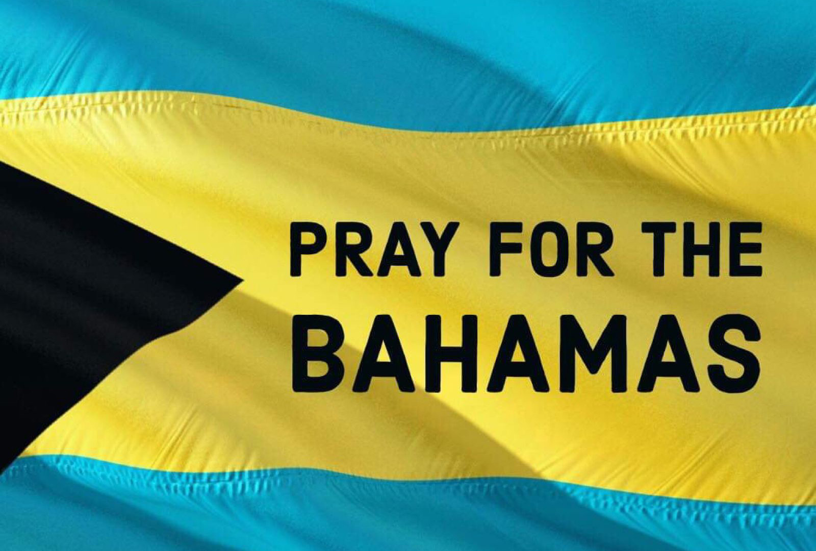 Prayer for the People of the Bahamas