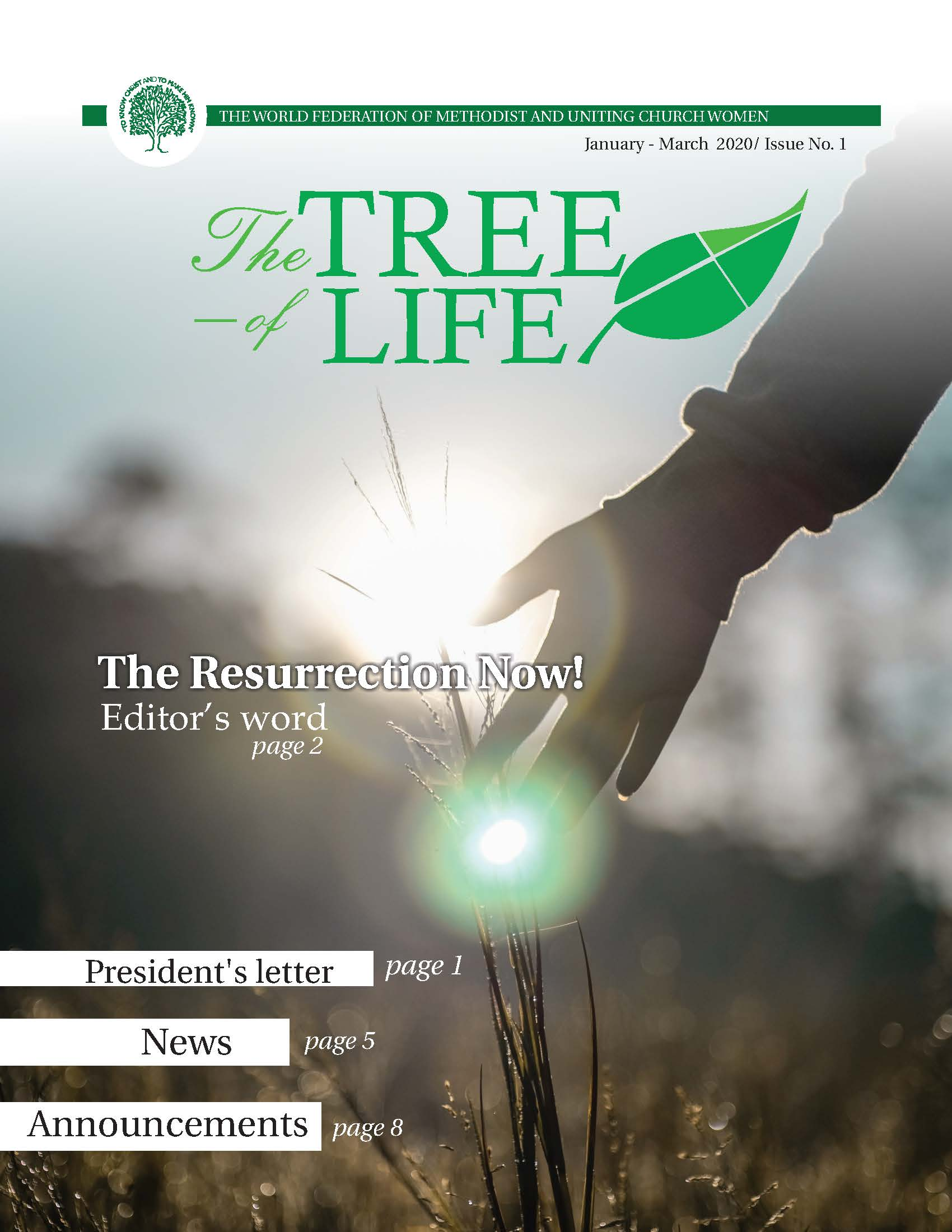 The Tree of Life (January - March 2020)