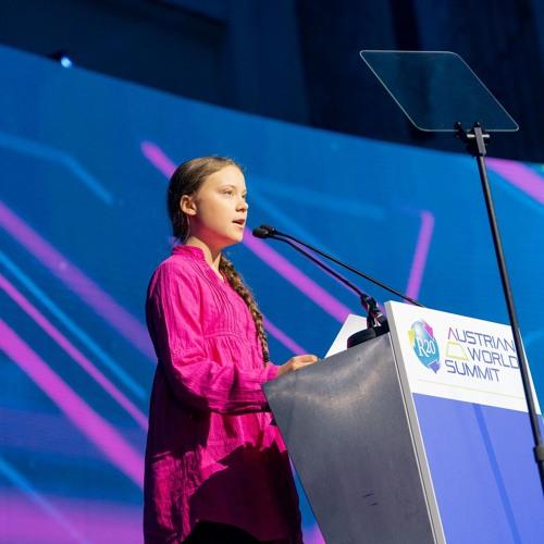 Greta Thunberg's remarks at the R20 Austrian World Summit – 28 May 2019